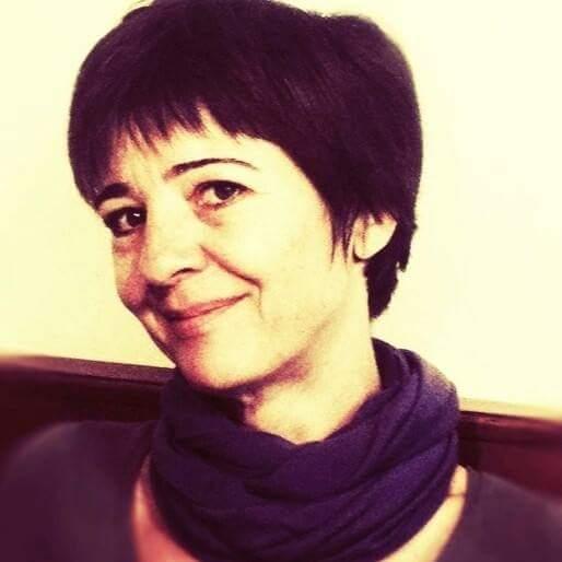 Brigitte Pessler, DaZ Lehrerin